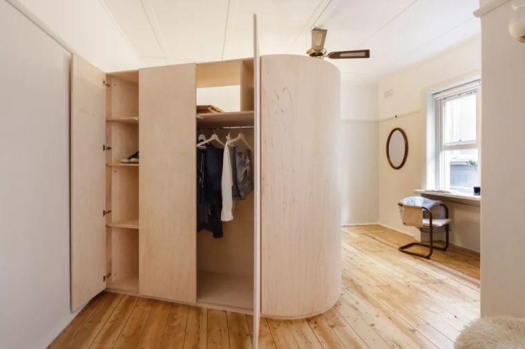 这个36m²的小户型房子会变魔术