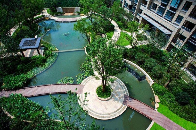 上海凯德莲公馆景观-1