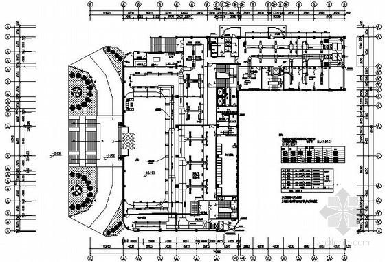 [广东]高层办公楼空调风管设计施工图