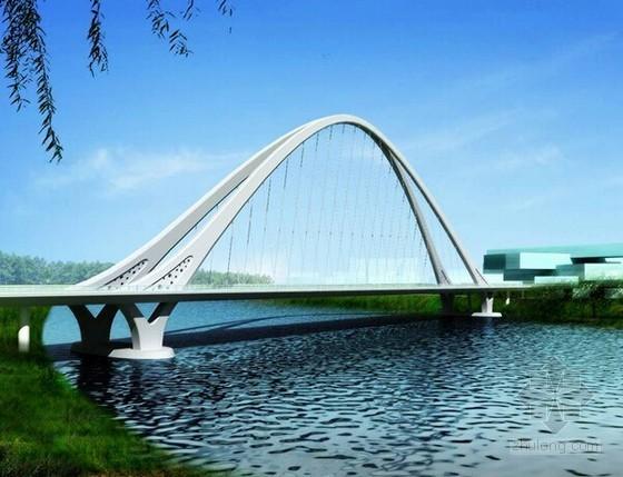 [天津]2015年开发区道路新建跨河桥工程招标文件(138页)