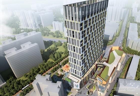 [广州]高层商住楼项目施工质量管理报告