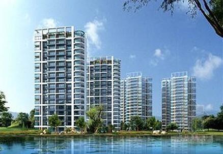 [重庆]超高层钢筋砼框架结构住宅小区工程监理规划(流程图丰富)