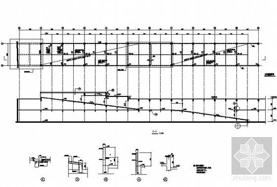 某地下室结构设计图