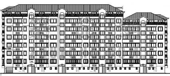 完整的住宅方案+施工图