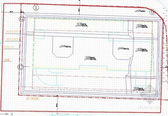 [浙江]基坑开挖围护设计施工方案