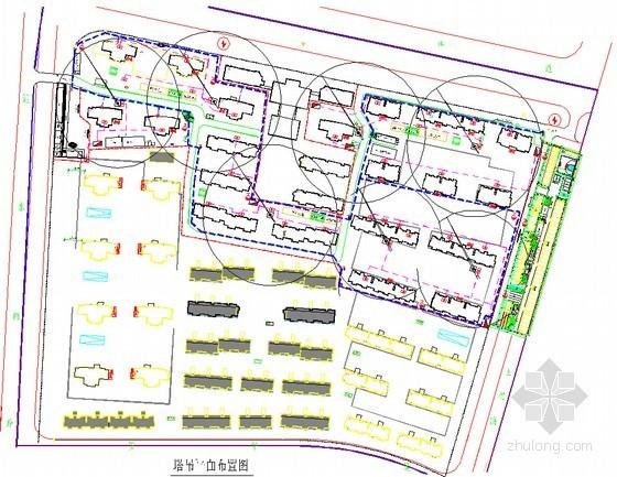 [天津]高层商住楼施工现场塔吊应急预案