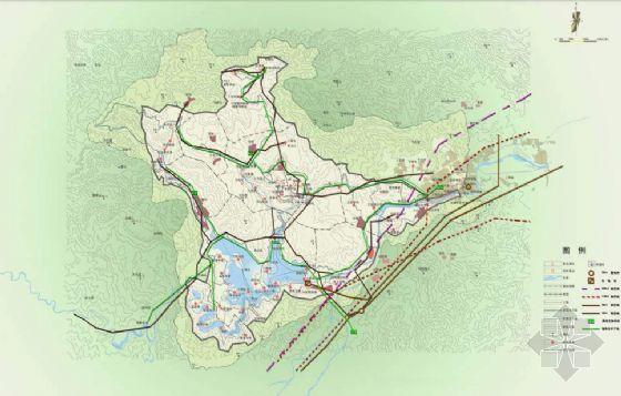 浙江风景名胜区总体规划