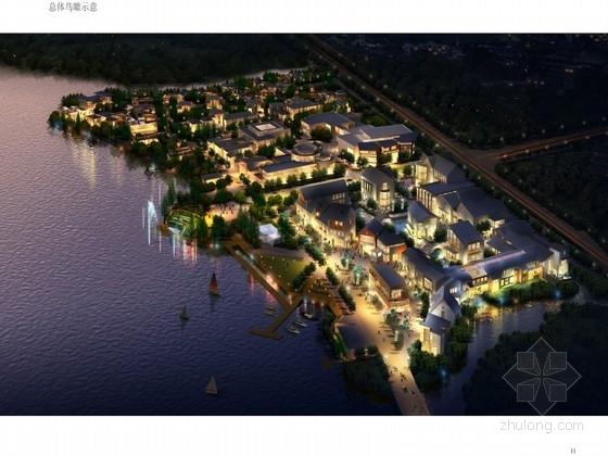 [江苏]滨水街区景观规划设计方案