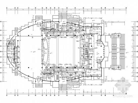 影剧院中央空调系统设计施工图
