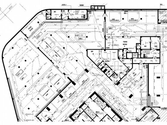 [南昌]超高层五星级办公酒店全套电气施工图纸201张(50层 14.2万 212米)