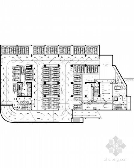 [安徽]知名小区高层住宅楼强弱电电气施工图192张