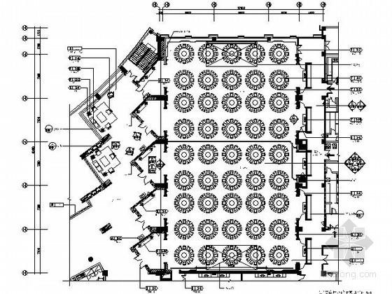 [成都]五星酒店宴会厅及前厅施工图