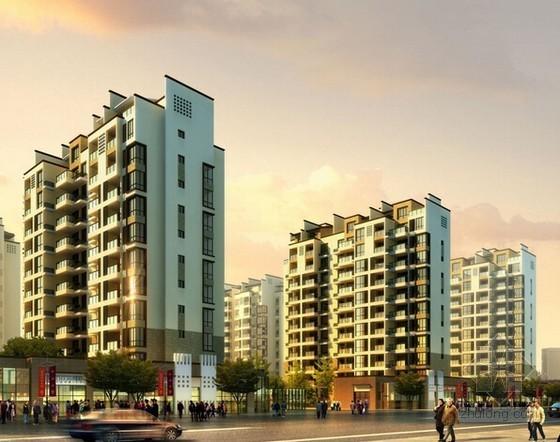 [安徽]安置小区项目建筑安装工程量清单(含图纸、地下车库、幼儿园)