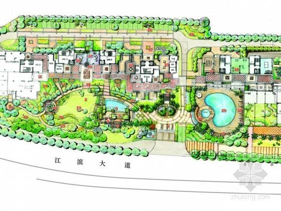 [福州]住宅社区景观深化方案