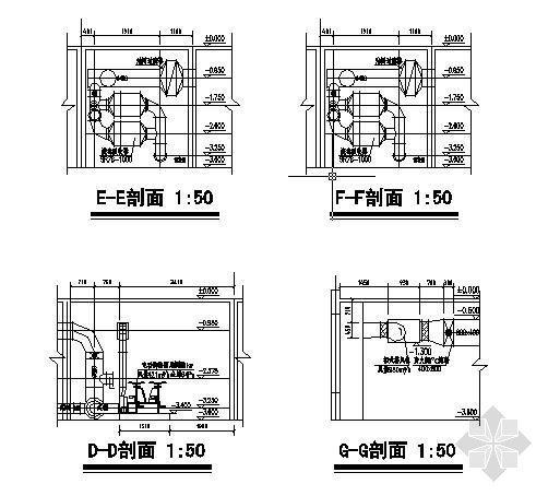 某高层住宅暖通空调图纸