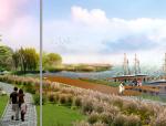 [天津]历史遗迹文化生态雨水花园滨水景观修复设计方案