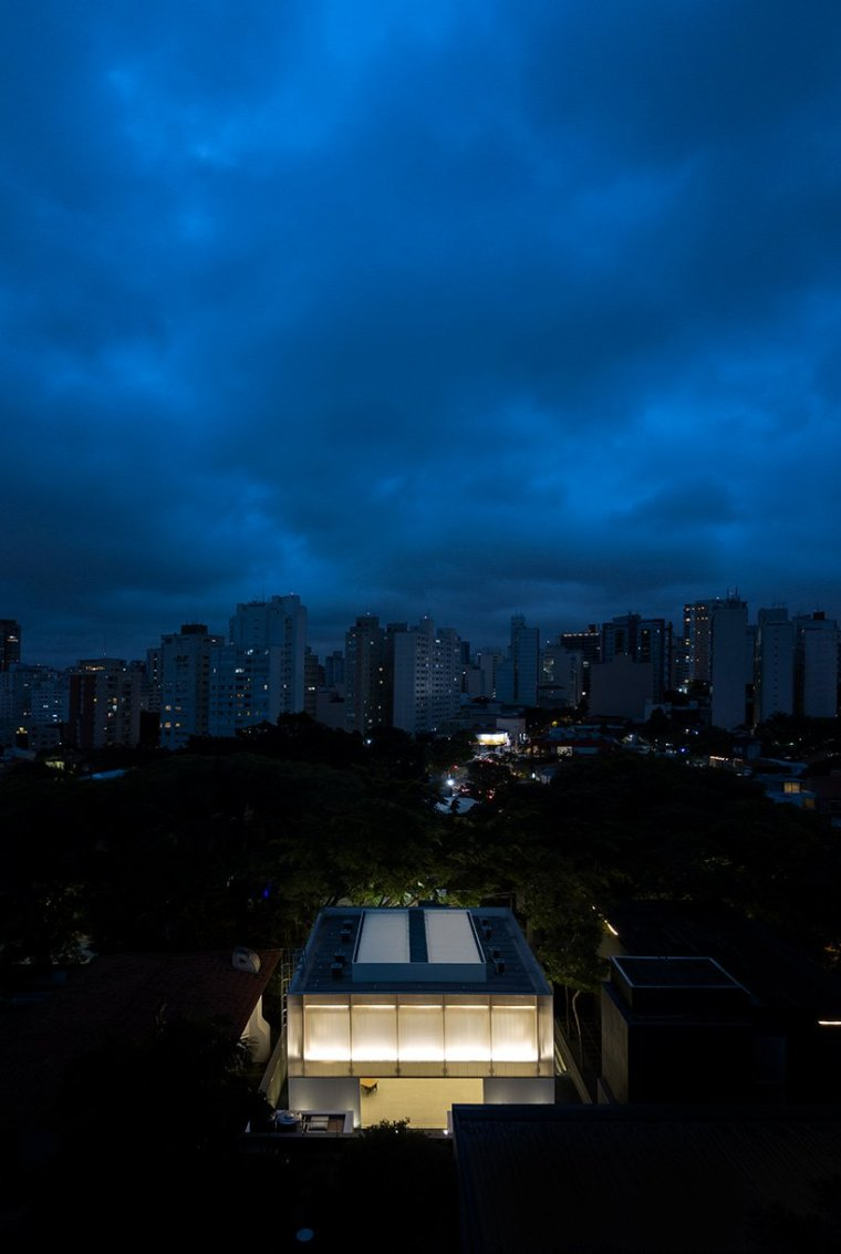 巴西木结构多功能展馆-6