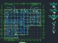 科技大厦人防地下室结构施工详图