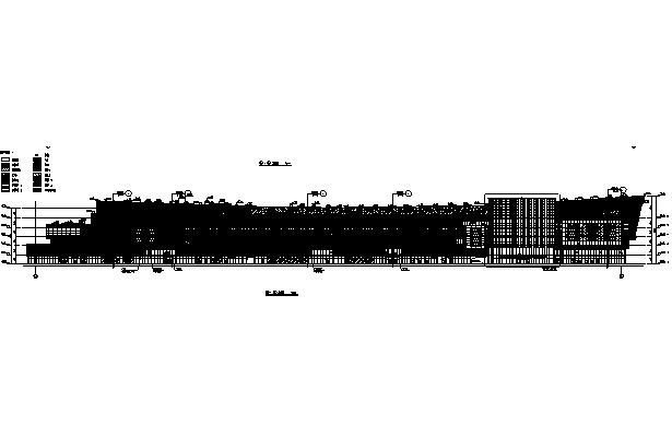 [江苏]高层多动能框剪结构商业街建筑施工图_6