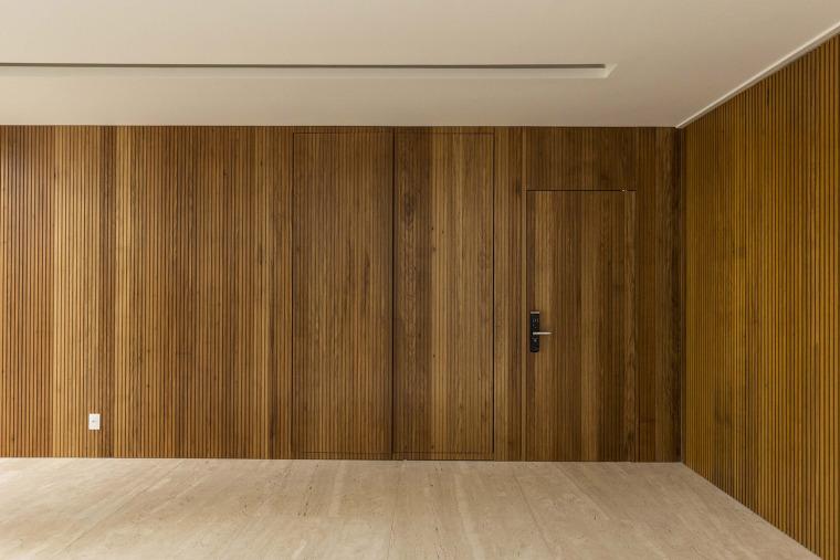结构与空间融合的JardimdoSol住宅-25