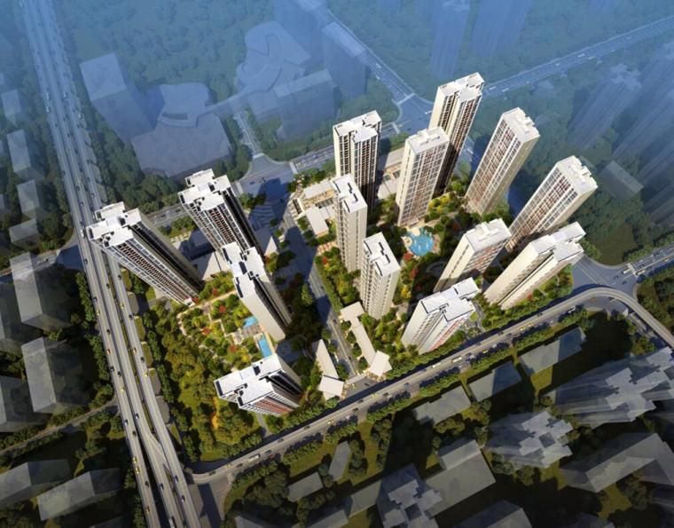 [四川]成都二十四城居住区建筑方案文本—华润置地