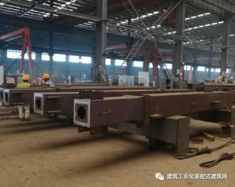 北京市首座钢结构装配式建筑施工管理实践_51