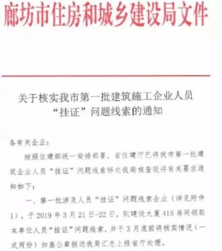 """重磅消息!河北全省""""挂证""""企业名单曝光!_8"""