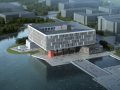 [江苏]南京工业职业技术学院图书馆建筑设计方案文本