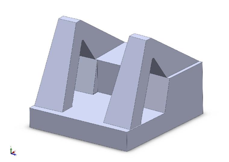 长江大桥北锚碇锚固系统定位支架施工方案