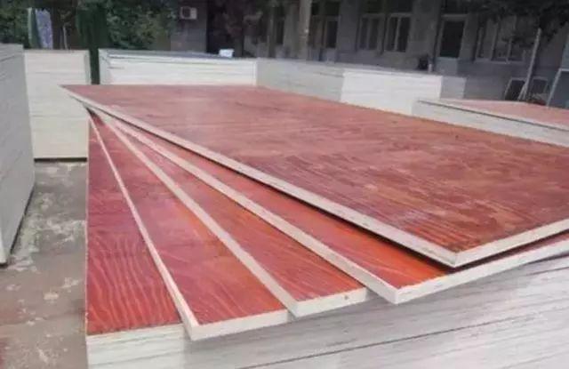 汇总出在建筑工地上常用模板的详细分类_3