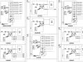 广州中山大学肿瘤医院电气施工图