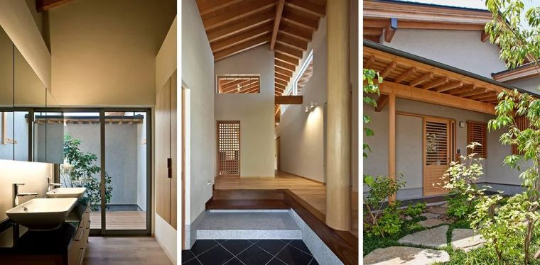 日式庭院住宅,我想要的家不外如此
