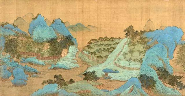 景观设计须知:5分钟让你读懂中国园林!!_24