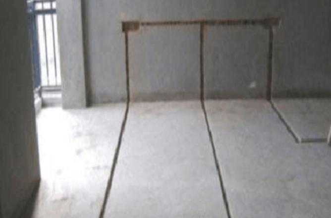 装修水电墙面开槽施工工艺培训-水电墙面开槽规范