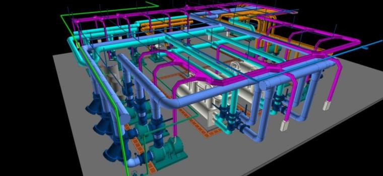 浅谈bim技术在市政施工中应用及revit软件建模实例学习