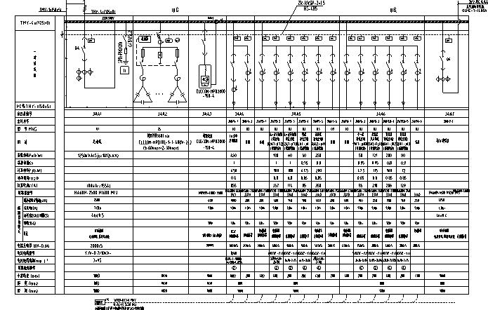 长沙市中心医院医疗综合楼建筑电气施工图_2