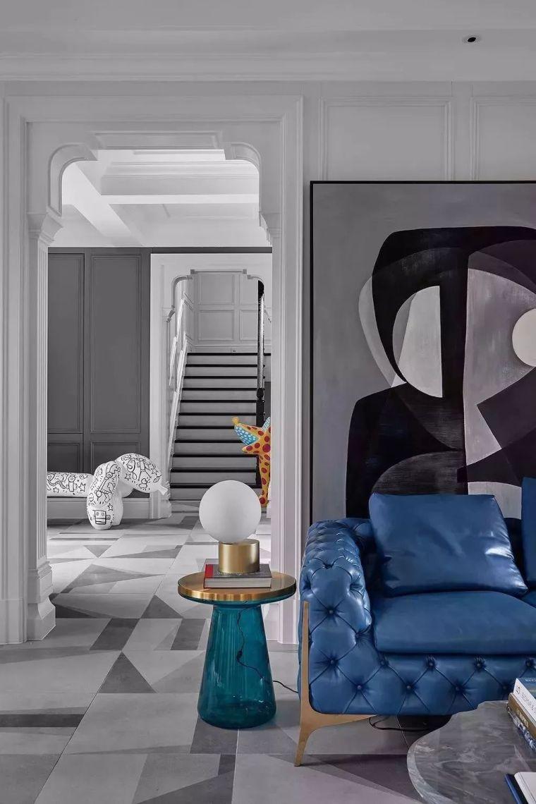 2019年灰色的最新家装设计搭配_10