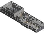 BIM模型-revit模型-实验室BIM模型