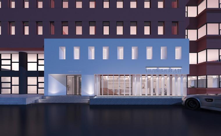 艺术馆设计_艺科提供更具特色的设计方案