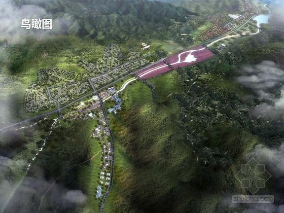 [辽宁]关东文化旅游小镇景观策划方案