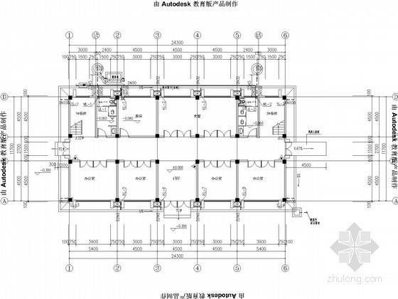 [重庆]水厂给水管网泵站施工图