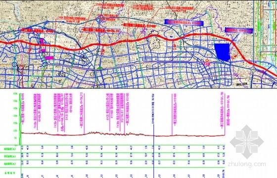 [浙江]新建7m宽市政道路工程施工图46张(含给排水照明交安)