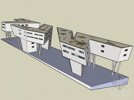 扎哈·哈迪德建筑
