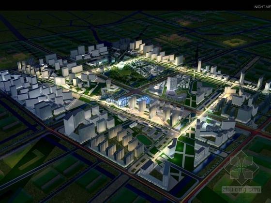 [浙江]城市规划及单体设计方案文本