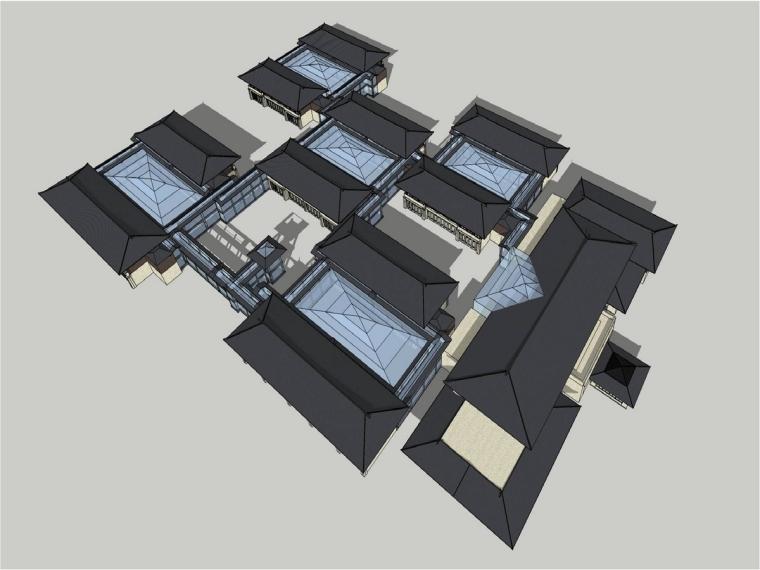 敦煌国际酒店金属屋面系统施工组织设计