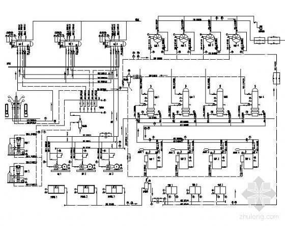 液化石油气混空气设计