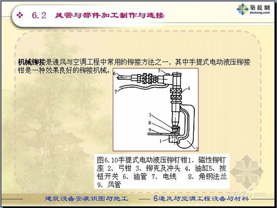 建筑设备安装工程识图与施工讲义(材料与安装)99页
