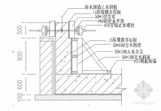 [北京]框剪结构办公楼工程施工组织设计(112页 长城杯)
