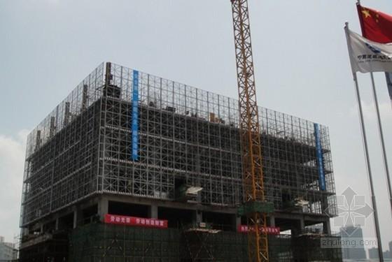 [上海]折叠式升降脚手架施工方案详解(图片非常丰富)