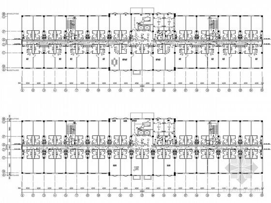 [北京]会议中心综合楼强弱电系统施工图